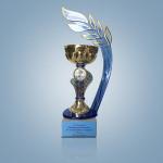 Pokal Platz 2 beim 11. Welzower Minimannschaftsturnier